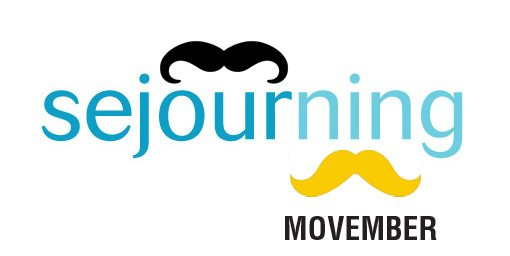 Movember chez Sejourning