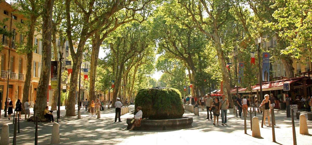 Et si vous passiez des vacances à Aix-en-Provence?
