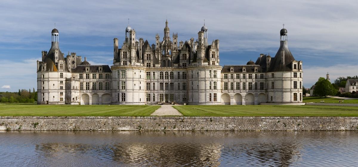 Le long de la Loire, sur la route des rois…