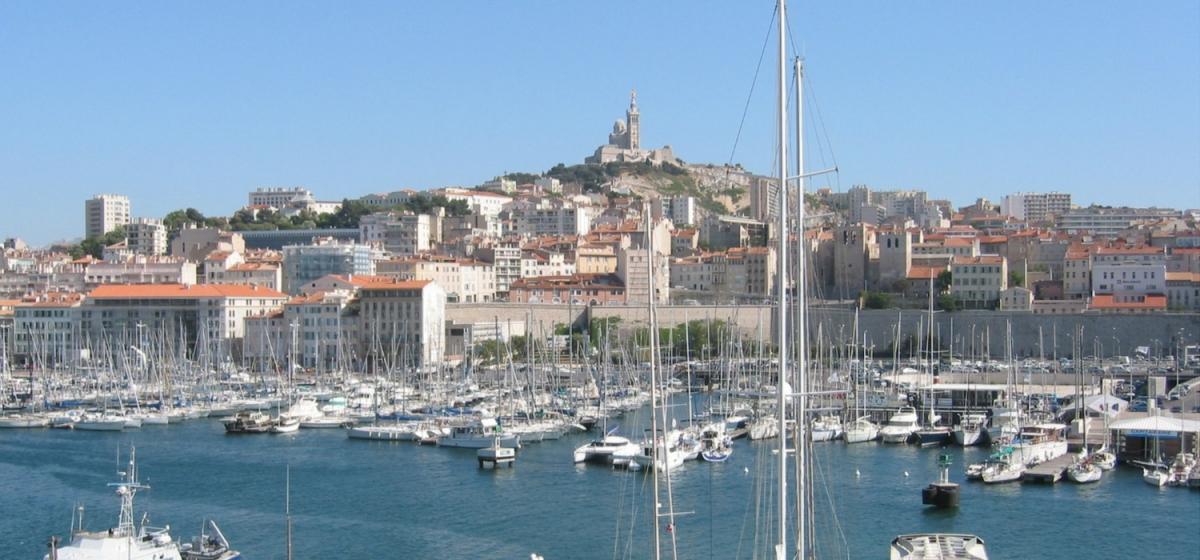 Cinq raisons de partir à Marseille pendantl'été.